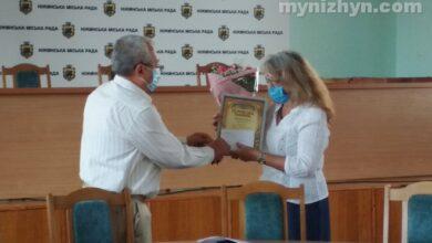 Photo of З ювілеєм привітали ніжинську провідну музейницю Лілію Руденко