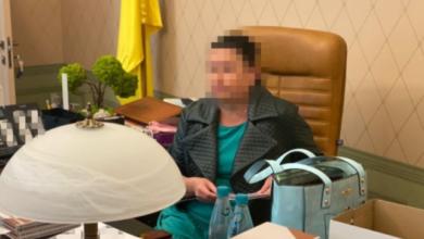 Photo of У Харкові на передачі $3 тис. хабара затримали голову окружного адмінсуду