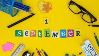 Photo of День знань: яке свято сьогодні, 1 вересня