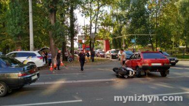 """Photo of Сталася ДТП на виїзді з Велмарту: зараз там транспортний """"апокаліпсис"""". Фото"""