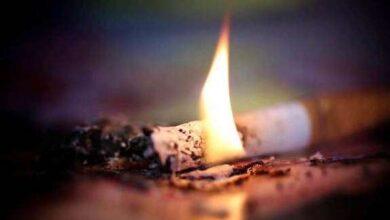 Photo of У Пашківці будівля загорілася через цигарку