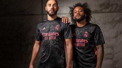 Photo of Мадридський Реал презентував третю форму чорного кольору