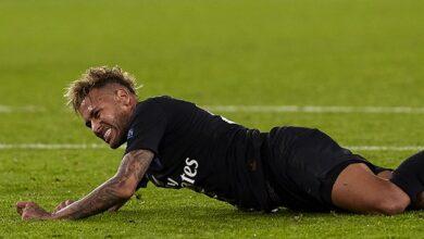 Photo of Неймару загрожує семиматчева дискваліфікація за удар футболіста Марселя