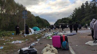 Photo of Хасиди масово залишають українсько-білоруський кордон