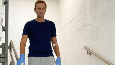 Photo of Навального виписали зі стаціонару Charite