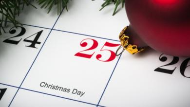 Photo of Коли будуть вихідні на Новий рік та Різдво 2021