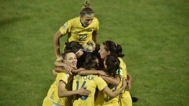 Photo of Жіноча збірна України розгромила Грецію у відборі на Євро-2022