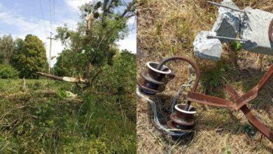 Photo of Майже 200 населених пунктів на Чернігівщині залишились без електрики