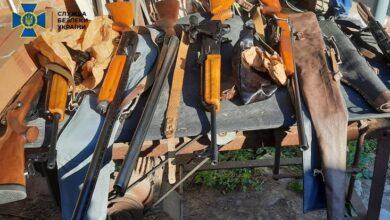 Photo of На Ніжинщині СБУ викрила підпільну зброярню