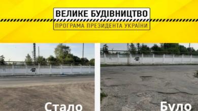 Photo of У Ніжині завершили ремонт вулиці Генерала Корчагіна