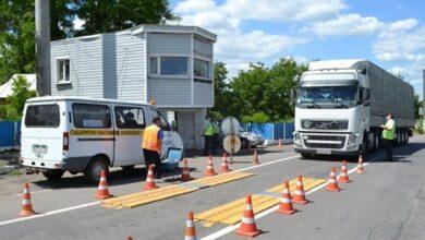 Photo of На Ніжинщині запрацює комплекс габаритно-вагового контролю для вантажівок