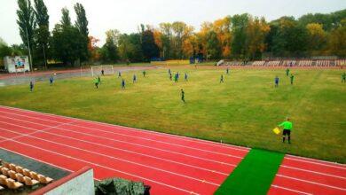 Photo of Перший футбольний матч на оновленому стадіоні: ніжинці перемогли!