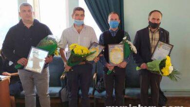 Photo of Представників туристичної галузі Ніжина привітали з професійним святом