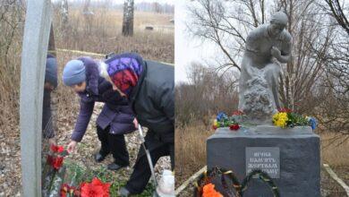 """Photo of Ніжинський """"Бабин Яр"""": в трьох могилах поховано 713 чоловік"""