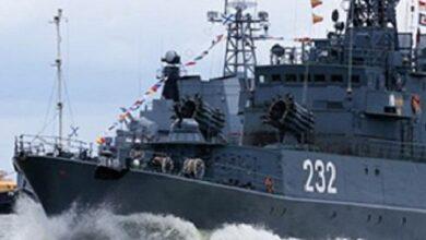 Photo of Військовий корабель РФ отримав пробоїну після зіткнення зі шведським судном