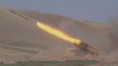 Photo of Азербайджан показав відео атаки позиції військ невизнаної КНР