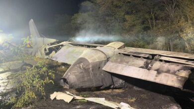 Photo of Авіакатастрофа під Чугуєвом: рятувальники зібрали всі уламки літака Ан-26