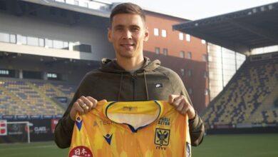 Photo of Олександр Філіппов став гравцем бельгійського Сент-Трюйдена