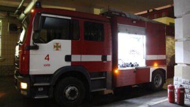 Photo of Звук як під час падіння літака: відео з місця вибуху під Києвом