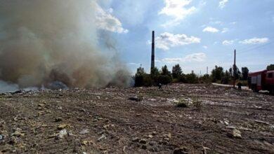 Photo of Київ затягнуло димом: людей просять зачинити вікна і утриматися від прогулянок