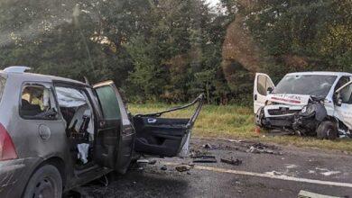 Photo of На трасі Львів-Шегині зіткнулися три авто: двоє загиблих, є постраждалі