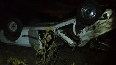Photo of В Одеській області авто злетіло в кювет і перекинулося – загинули два хлопці