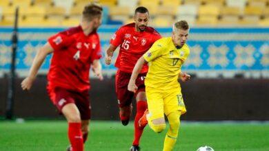 Photo of Україна здобула перемогу над Швейцарією у першому матчі Ліги націй-2020/21