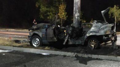 Photo of У Запоріжжі в BMW згоріло три людини