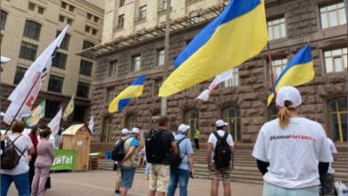 Photo of Книжковий ринок Петрівка можуть закрити – під КМДА проходить мітинг