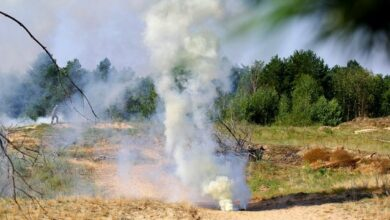 Photo of На Донбасі двоє військових підірвалися на невідомій вибухівці