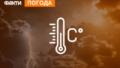 Photo of Прогноз погоди на 21 вересня (КАРТА)