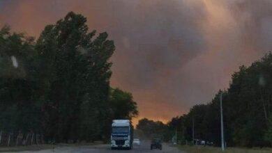 Photo of На Харківщині через пожежі оголосили надзвичайну ситуацію