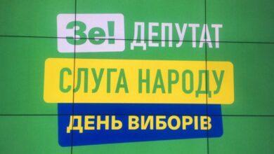 Photo of Партія Слуга народу назвала список кандидатів у депутати до Київради