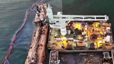 Photo of Порятунок танкера Delfi в Одесі: розпочався фінальний етап