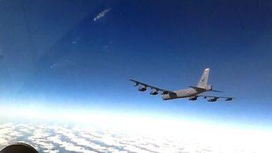 Photo of Американські бомбардувальники В-52 знову патрулюють небо над Україною