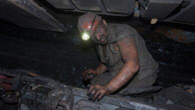 Photo of Близько 400 шахтарів у Кривому Розі залишилися під землею на знак протесту