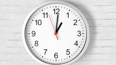 Photo of Україна перевела годинники – точний київський час
