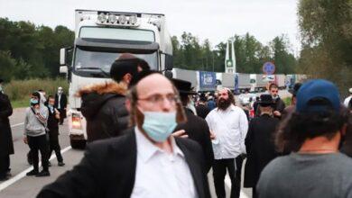 Photo of На кордоні з Молдовою затримали хасидів-нелегалів