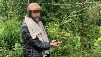 Photo of Намагався потрапити в Україну болотами: ізраїльтянину заборонили в'їзд на 5 років