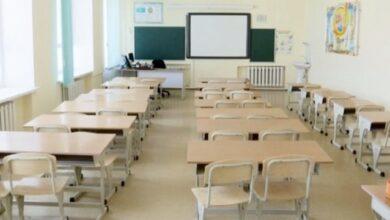 Photo of У Києві закрили ще 5 шкіл та один дитсадок через випадки коронавірусу