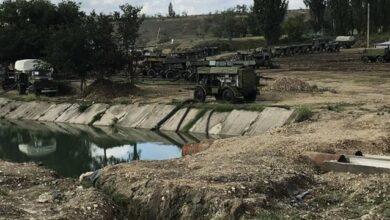 Photo of Сімферополю не вистачає води: у Криму військові РФ перекрили річку
