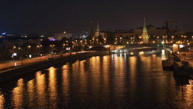 Photo of В Росії чоловік кинувся в Москву-ріку і загинув