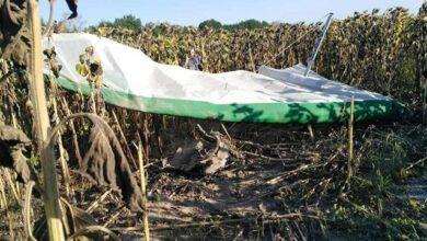 Photo of На Житомирщині впав дельтаплан, пілот загинув