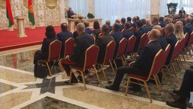 Photo of Лукашенко вступив на посаду президента на неоголошеній інавгурації