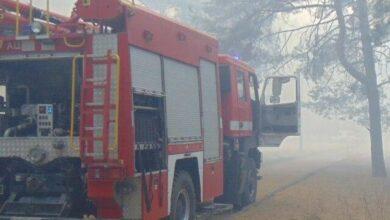 Photo of На Луганщині знову масштабні пожежі: евакуйовують людей