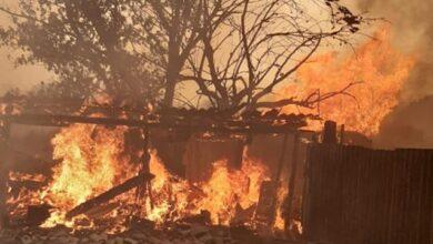 Photo of У Харківській області через пожежі евакуювали жителів двох населених пунктів