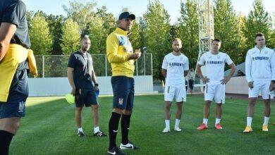 Photo of Шевченко оголосив склад збірної на матчі проти Франції, Німеччини та Іспанії
