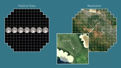 Photo of 3 200 мегапікселів! Найбільша в світі цифрова камера зробила перші знімки