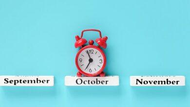 Photo of Календар свят на жовтень 2020