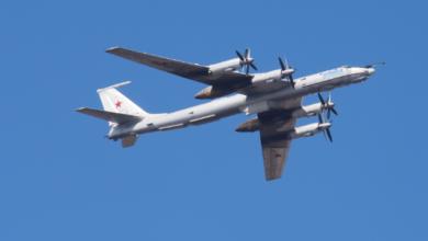 Photo of Два російські літаки помітили поблизу Шотландії – ВПС Великої Британії
